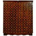 Walnut Sheesham Wooden Bar Cabinet