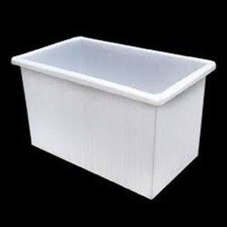 Plastic Crates 1450 Lit Rectangular Crate