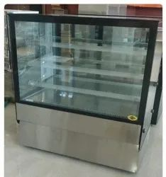 Stainless Steel Cake Pastry Counter