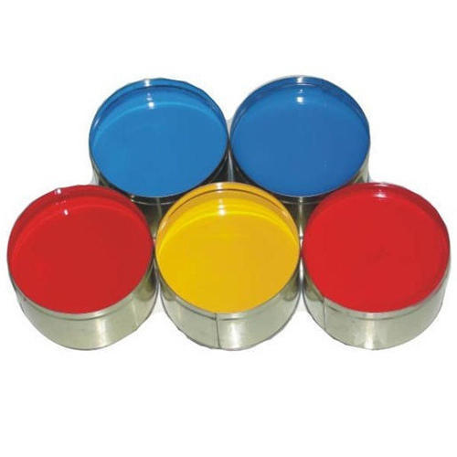 Rotogravure Solvent Based Poly Printing Inks