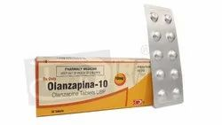 Olanzapine Tablets 10mg