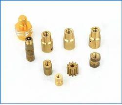 Copper Precision Parts