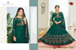 Full Sleeve Round Neck Shiyaa Salwar Suit