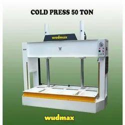 50 Ton Cold Press Machine