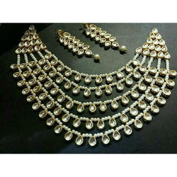 Stylish Design Artificial Necklace