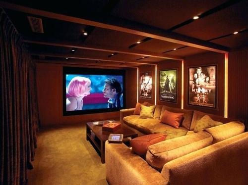 Home Theater Designing In Gujarat