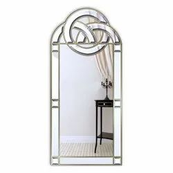 Kalasthan Decorative Glass Mirror, For Home Decoration