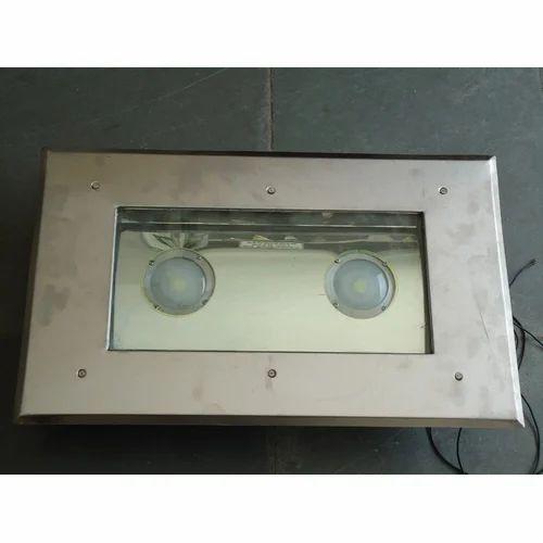 Flameproof Bottom Openable Fixture Light