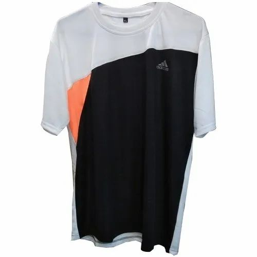 Él mismo expedido Pack para poner  Sport T Shirt - Adidas Sports T Shirts Wholesale Trader from Lucknow