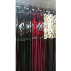 Polyester Fancy Printed Door Curtains