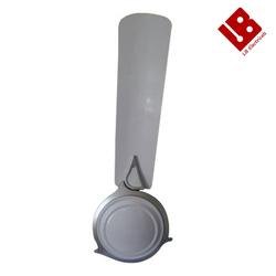 DC White Ceiling Fan