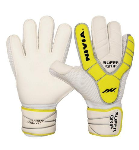 fd12916ebb7 Football Goalkeeper Gloves Super Grip Nivia GG-881