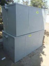 3000L FRP Bio Digester Tank
