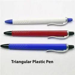 Triangular Plastic Pen
