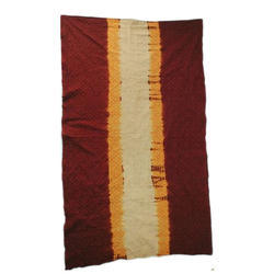 Printed Cotton Cruss Fabric