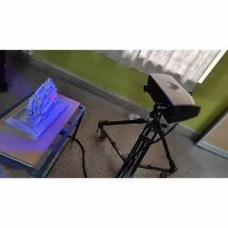 Structured Light Scanning Service, Dimension / Size: Up To 1 Meter