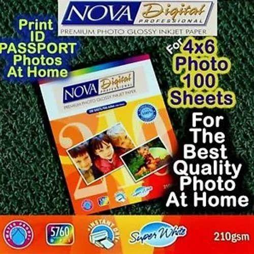 Nova Photo Paper