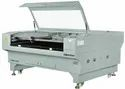 Automatic Fabric Laser Cutting And Engraving Machine, Model Name/number: Cma-1390