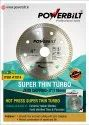 Powerbilt Super Thin Turbo Blade