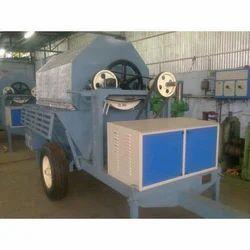 Turmeric Dust Free Machine