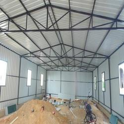 Site Office Fabrication Work