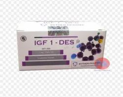 IGF 1 Des Peptides Injection