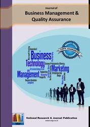 Journal of Business Management & Quality Assurance
