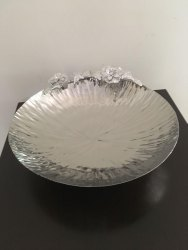 Stainless Steel Round Platters
