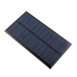 Heavy Duty Black Solar Mobile Charger