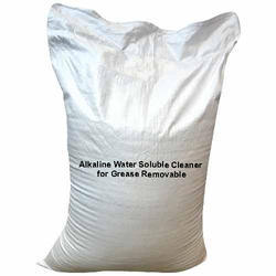 Omet Alkaline Water Soluble Cleaner for Grease Removable, Packaging Type: HDPE Bag