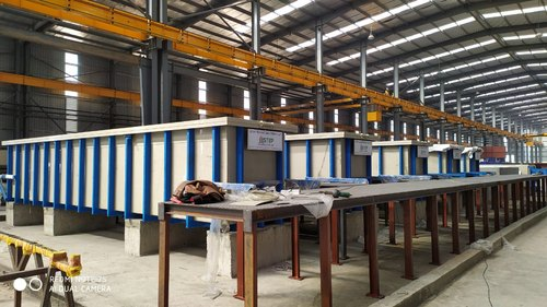 Surface Treatment Plant