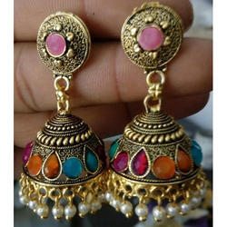 Traditional Fancy Earrings