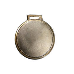 Plain Gold Plated Medal