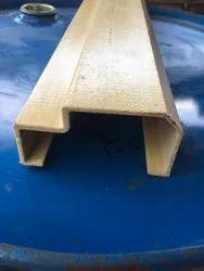 Rectangular Ivory Frp Door Chowkhat