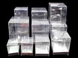 Promotional PVC Packaging Box