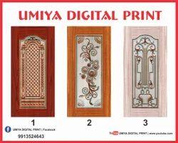 Standard Wood Carving Doors Design