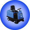 Ride on Sweeper (38 L Dust Tank)
