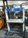 Hydraulic Duble Die Paper Plate Making Machine