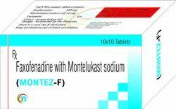 Faxofenadin & Montelukast Tablets