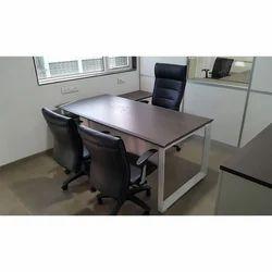 Wooden Modular Office Executive Table