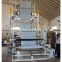 Extrusion Machinery LDPE Blown Film Machine