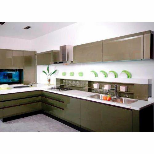 Modern Stylish Kitchen Cabinet