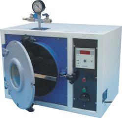 Vacuum Round Oven
