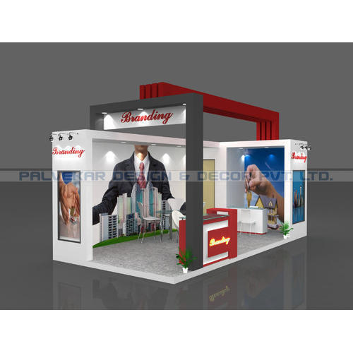 Exhibition Stalls : Property exhibition stall at rs square meter