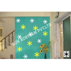 Wall Paint Sticker Stencils