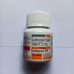 Levothyroxine Sodium At Best Price In India