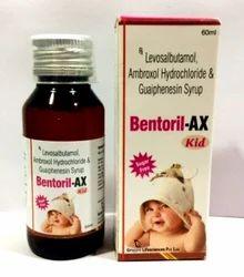 Ambroxol Hydrochloride30mg, Guaiphenesin 50mg&levosalbutamol