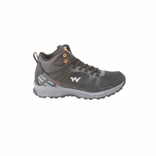 Wildcraft Men Trekking Shoe Oro Black