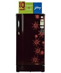 Godrej RD EDGE 185 CT 2 2 Refrigerator Berry Bloom