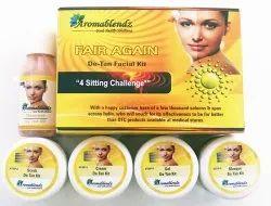 Aromablendz Skin De-Tan Facial Kit